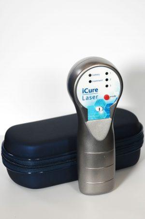 I CURE – לייזר רך לטיפול בכאבים ודלקות