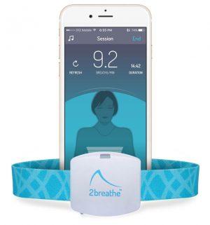 מכשיר לטיפול בבעיות שינה|2breathe|טובריד